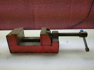 "PALMGREN 2 1/2"" Drill Press Milling Vise Machinist Vice"