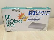 HP JETDIRECT 150X EXTERNAL PRINT SERVER J2592-61002