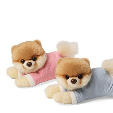 Gund 4037130 The Worlds Cutest Dog Itty Bitty Boo for Baby Girl in Pink