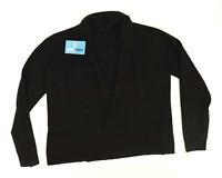 BHS Womens Size 14 Black Cardigan (Regular)