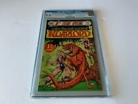 1ST FIRST ISSUE SPECIAL 8 CGC 9.6 WHITE PS 1ST APP ORIGIN WARLORD DC COMICS 1975