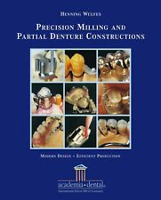 Precision Milling & Partial Denture Constructions - Hardcover (English)
