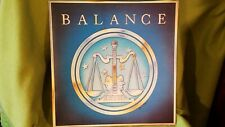 "BALANCE - ""Balance"" s/t  LP Album ('81) Play Tested NM"
