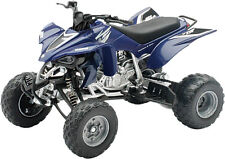 YAMAHA  YFZ 450 08' ATV TOY BLUE 1:12 DIE-CAST REPLICA NEW-RAY 42833A