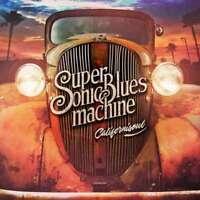 SUPERSONIC BLUES MACHINE - californisoul Neue CD