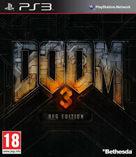 Doom 3 ps3 * in Top Zustand *