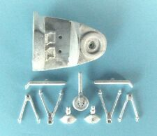 PBY-5A Catalina Landing Gear For 1/144th Scale Minicraft Model  SAC 14405