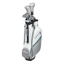 Femmes Wilson Prostaff HDX Golf Set Complet 2018 Golfset avec Burineur et Sac