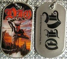 "Dio Dog Tag ""Holy Diver"" - NECKLACE-CANI marchio-COLLANA"