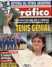 GABRIELA SABATINI Sexy Tennis Magazine Argentina 1991