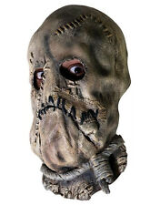 Dark Knight Costume Accessory, Mens Scarecrow 3/4 Mask