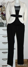 s. Oliver selection Hose trousers 36 S black schwarz Anzughose 7/8 pants