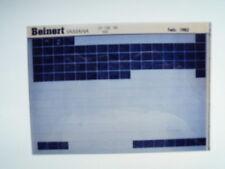 Yamaha dt 125 _ 1982 microfilm microfich catálogo de piezas de repuesto de lista