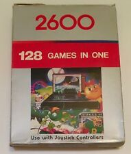 ATARI 2600 - 128 in 1 GAMES cartridge modul VCS boxed