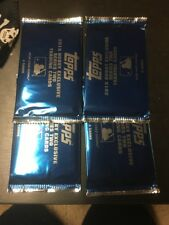 2018 Topps series 2 Silver Packs Lot Of 4