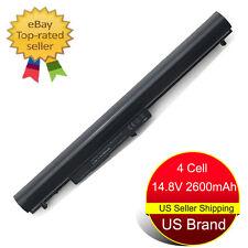OA04 Battery HP 240 G2 CQ14 CQ15 HSTNN-LB5S 740715-001 OA03 14.8V 2600mAh