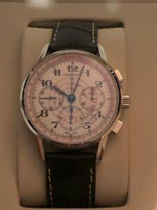 Longines Telemeter Automatic Swiss Watch