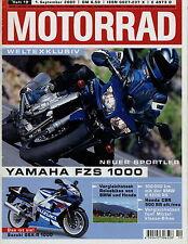 Motorrad 19 2000 BMW K 1200 RS R 1150 GS 1100 RT Honda CBR 900 RR ST 1100 ER-5