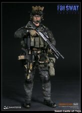 1/6 DamToys US US FBI SWAT Team Agent San Diego Midnight OPS 78044 B DAM Figure