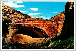 Giant Arch, Zion National Park, Utah - Postcard