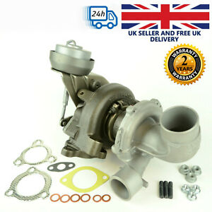 Turbocharger for Toyota: Auris, Avensis. 2.0 D-4D. 126 BHP, 93 kW,  VB19 / VB21