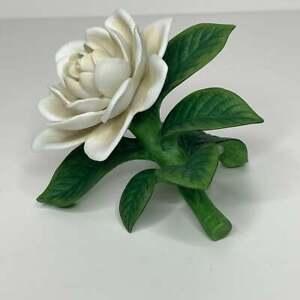 1995 Lenox Gardenia Fine Porcelain Flower