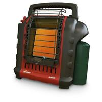 New Mr Heater Buddy Portable Propane Heater, 9,000 BTU