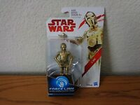 "Star Wars C-3PO The Last Jedi Episode 8 MIB 3.75"" Figure"