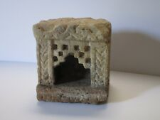 ANTIQUE TEMPLE CARVING SCULPTURE RELIC WORSHIP ANCIENT INDIA ? ARCHITECTURAL OLD