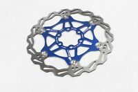 Bicycle Disc Brake Rotor 160/180MM Carry 6 Bolts for Mountain Bike Road Bike MTB