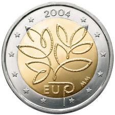 2,00 EURO COMMEMORATIVI FINLANDIA  TUTTE  2004/2021 FDC DA ROLLS