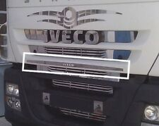 IVECO Stralis Front Chest Trim Super Polished Stainless Steel 1 Pcs