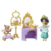 New OPEN/DISTRESS BOX! Hasbro B7164AS00 Disney Princess Little Kingdom Jasmine&#