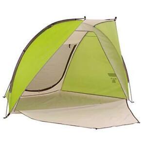 NEW Coleman Beach Shade Green Road Trip Shelter Picnic Heavy Duty Lightweight