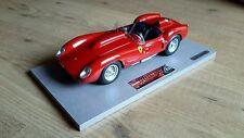 Ferrari 250 TR Street Version 1958 BBR 1:18 Und. 48