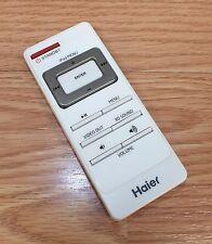 Genuine Haier Small White Remote Control For iPod Audio Dock **READ**