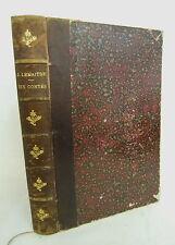 DIX CONTES DE JULES LEMAITRE GRAVURE SUR BOIS DE LEVEILLE RUFFE DUTHEIL 1890