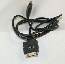 Sansa Sandisk  USB cord cable Sync Data Charger