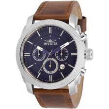 Invicta Men's 30811 Aviator Quartz Multifunction Blue Dial Watch