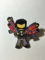 Punisher Skottie Young Marvel mystery Pin SDCC 2016