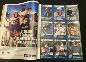 Aug 1992 Sports Illustrated for Kids Complete with Card Sheet - Mia Hamm Rookie!