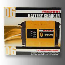 Aktion - ABSAAR HF-1206 vollautomatisches KFZ Batterie Ladegerät