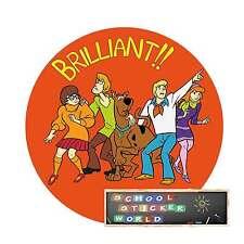 48 School Teacher Reward Stickers 30mm Merit Praise Well Done not personalised