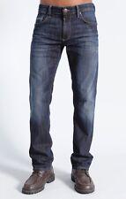 NWT $118 Mavi ZACH STRAIGHT LEG DARK KENSINGTON BLUE JEANS MEN'S SIZE 29X32