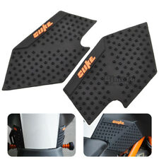 Tank Traction Side Pad Gas Knee Grip Protector For KTM DUKE 390 13-16 200/125
