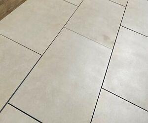 **CLEARANCE** Aosta Crema Porcelain Paving Slabs 600x900 Patio Flags Tiles