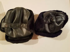 Vintage Ear Flap Caps and 1950s Womens Gloves & Scarf