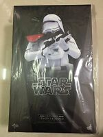 Hot Toys MMS 322 Star Wars Force Awakens First Order Snowtrooper Officer NEW