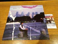 KURT VILE SIGNED CHILDISH PRODIGY VINYL LP record JSA COA autograph