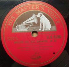 "Berliner Philharmoniker - Walzer Aus Der Serenade, Op.48 - HMV D.B.4586 - UK 12"""